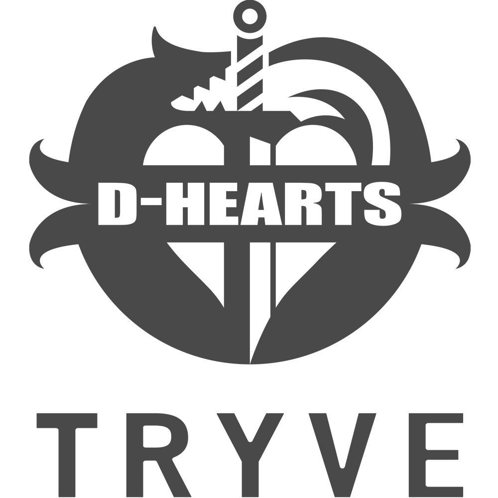 D-HEARTS TRYVE